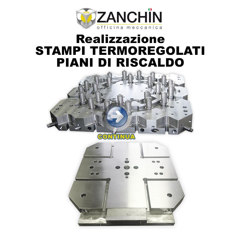 Zanchin c snc officine meccaniche realizzazione for Piani di officina di garage
